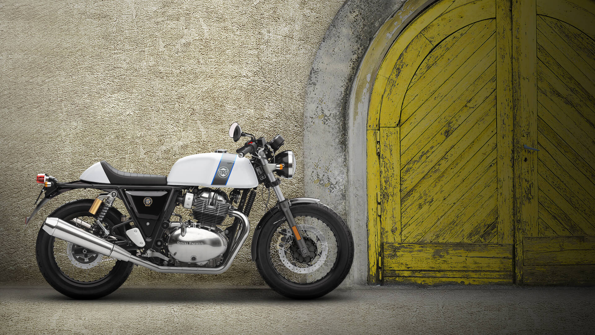 Royal Enfield Continental Gt 650 Hd And 4k Wallpaper Collections